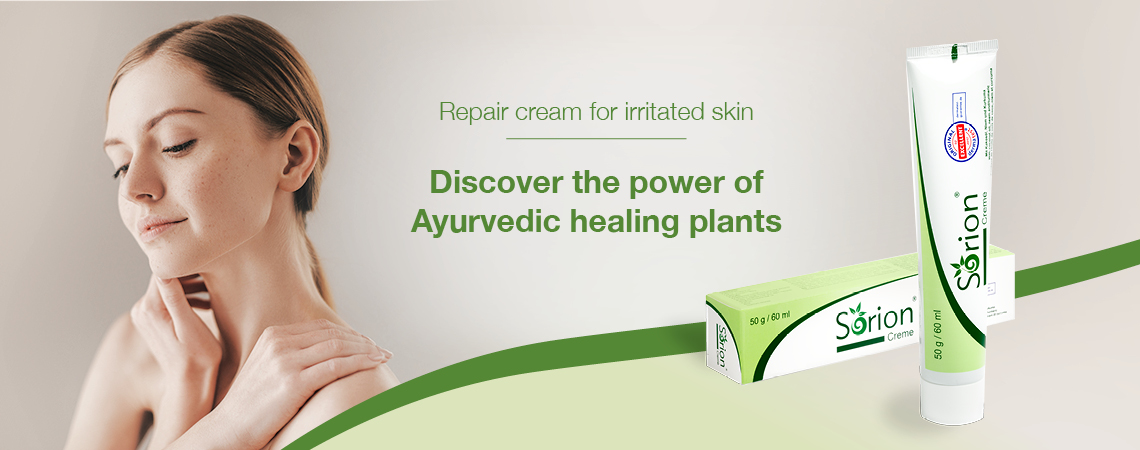 Ayurvedic products  that combine naturalness,